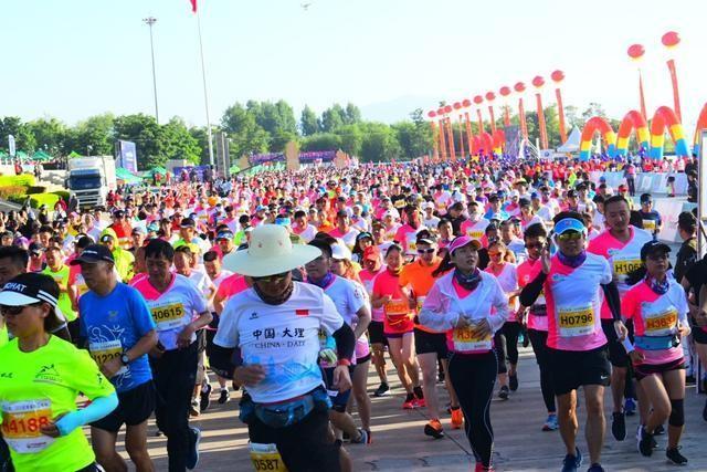 天空院·韵动中国2018大理国际马拉松新闻通稿
